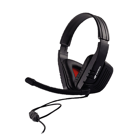 Headset Predator C3Tech MI-2558RB