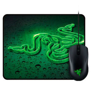 Kit Razer Mouse Abyssus 2000 dpi + Mousepad Goliathus Speed Terra