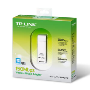 Adaptador Wireless TP-Link 150 M N TL-WN727N