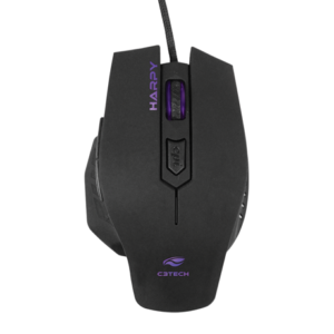 Mouse Gamer Harpy C3Tech USB 3200dpi MG-100BK