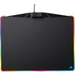 MousePad Gamer Corsair MM800 Medium 260x350mm RGB Polaris - CH-9440020-NA