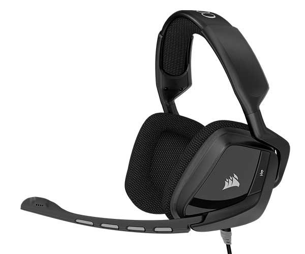 Headset Corsair Gaming Void  Dolby 7.1 Adapter Carbon CA-9011146-EU