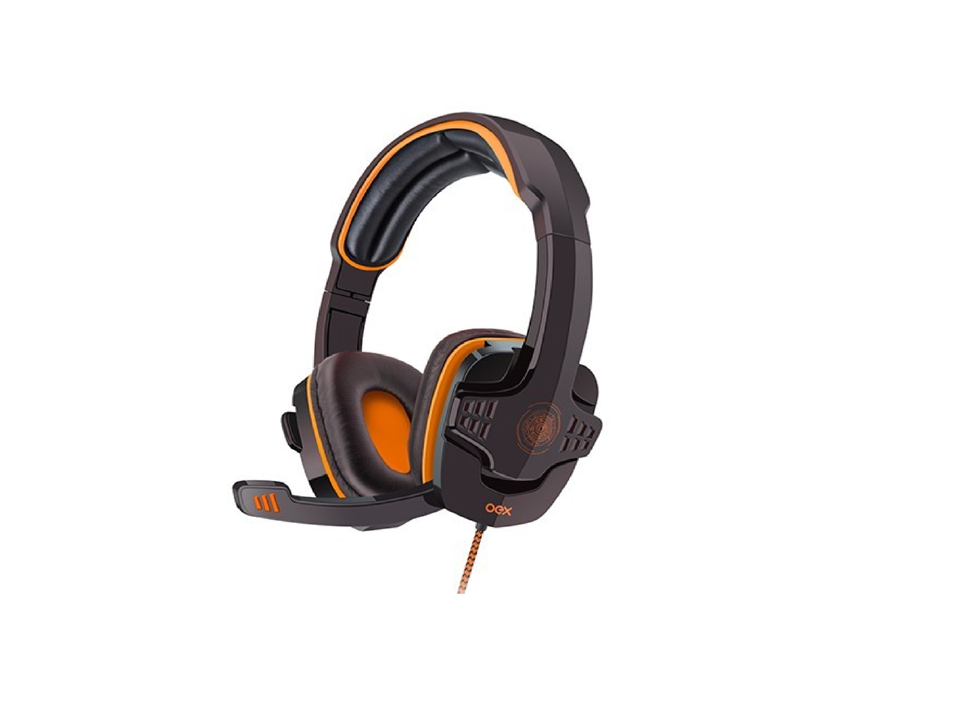 Pc headset with mic target